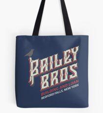 BAILEY BROS Gebäude und Darlehen Tote Bag