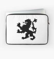 Lion heraldry Laptop Sleeve