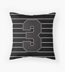 GEORGE BAILEY'S FOOTBALL JERSEY Throw Pillow