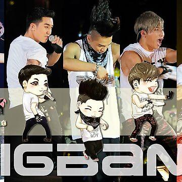 Bigbang - Concert fan arts by xxJoanniiixx
