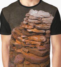 Calvin's Cairn Graphic T-Shirt