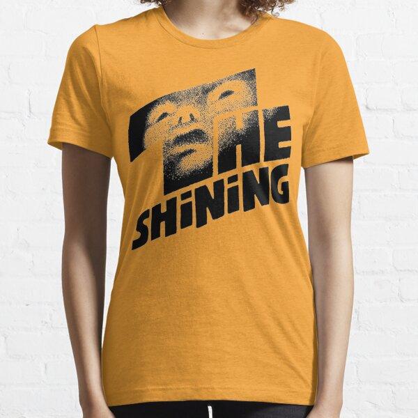 El logo brillante Camiseta esencial