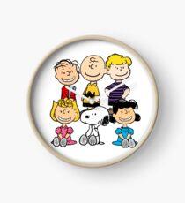 Peanuts - Charlie Brown, Snoopy Clock
