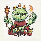 Frog King by strangethingsA