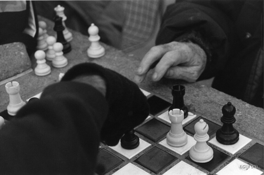chess by asyrum