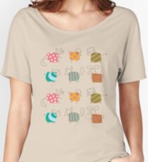 Baby Moo! Oink! Cheep! Meow! Woof! Thump! Women's Relaxed Fit T-Shirt