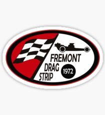 Fremont Drag Strip Sticker