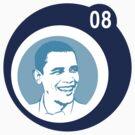 obama 08 : circles by asyrum