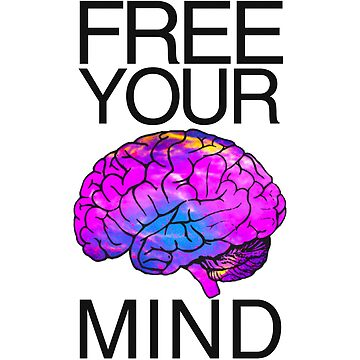 #FREEYOURMIND! by shadeprint