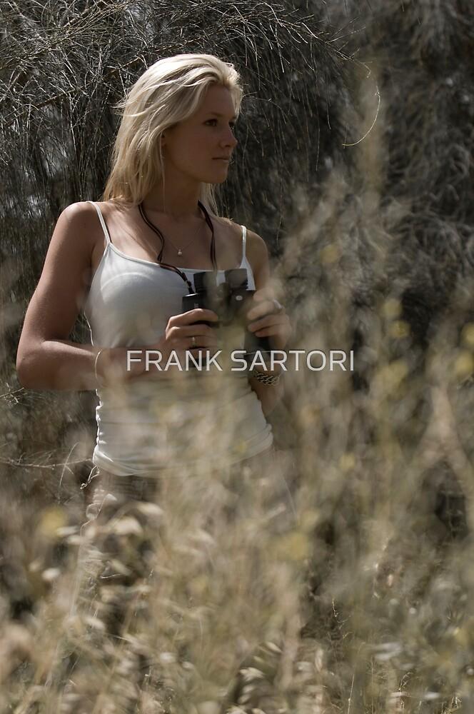 Leah by FRANK SARTORI