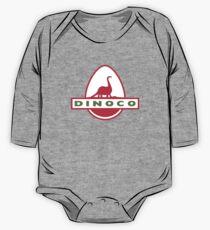 Dinoco (Toy Story) Long Sleeve Baby One-Piece