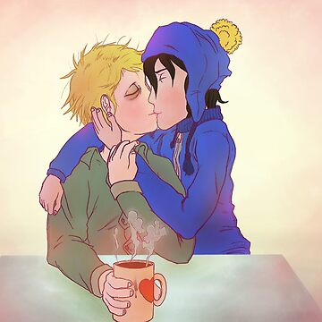 Tweek and Craig (South Park) by Akazoku