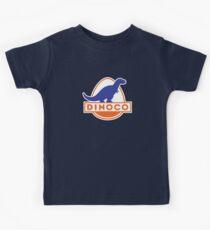 Dinoco (Cars) Kids Tee