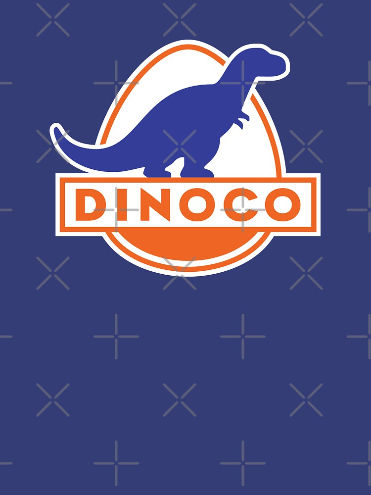 Dinoco (Cars) by expandable