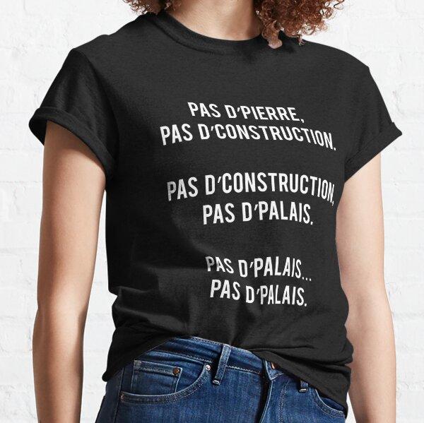 nous gratificante ici encore d'une merveilleuse cita. Camiseta clásica