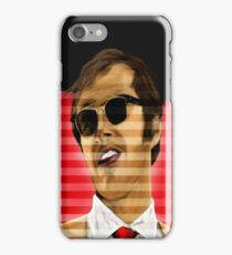 Nick Nick in Flag - Re-issue iPhone Case/Skin