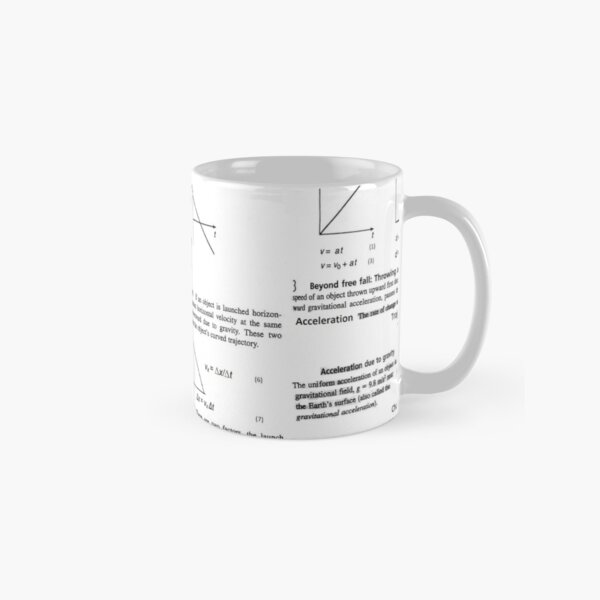 General Physics Classic Mug