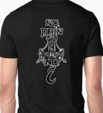 Anubis No Pain no Gain logo, Arabic T-Shirt