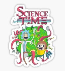 Science Time Sticker