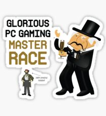 Glorious PC Master Race Sticker