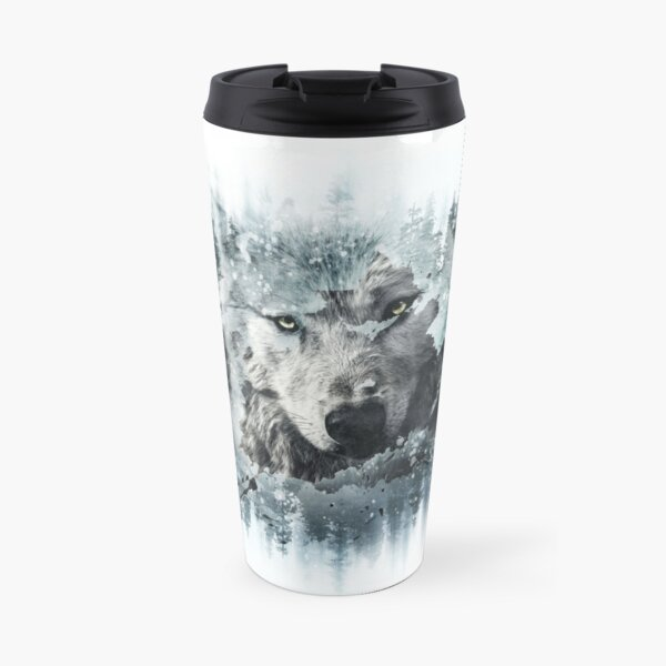 Call of the Wild Travel Mug