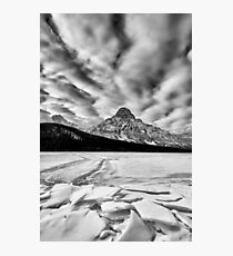 Cracks in the Clouds Photographic Print