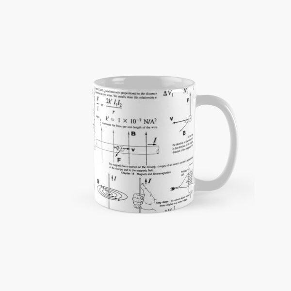 Physics Prints,  General Physics Classic Mug