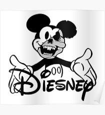 Dies-ney Mickey Poster