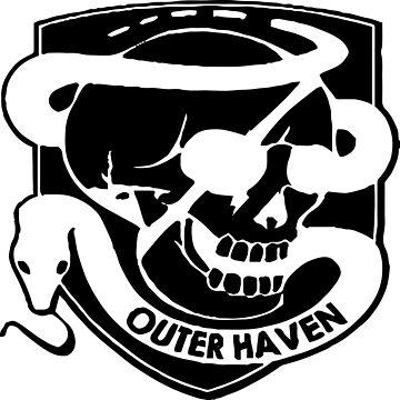 outer heaven by fenix92