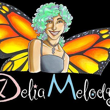 Delia Melody Faerie Design by Delena Hupp by DesignsByDelia