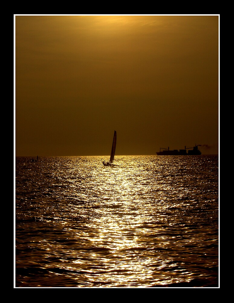 following the sun by ann-architect