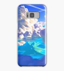 Ocean Clouds Samsung Galaxy Case/Skin