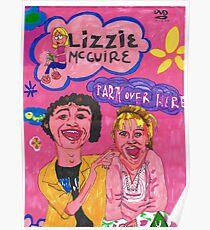 Lizzie McGuire Fan Art  Poster