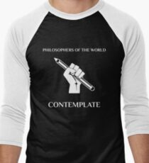Philosopher of the world - contemplate  T-Shirt