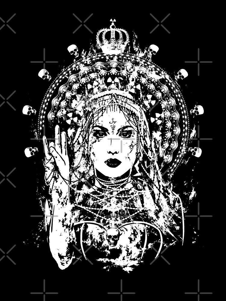 Radioactive madonna by 300-Rads