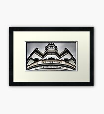 The Mayor Cave Framed Print