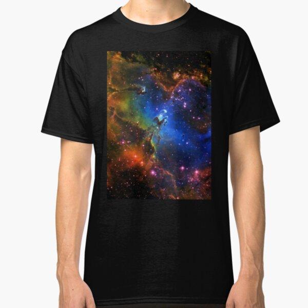 Galaxy Eagle Classic T-Shirt