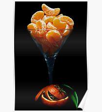 Mandarin Juice Poster