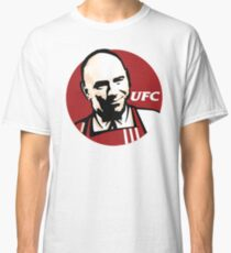 UFC KFC Logo Dana White Classic T-Shirt