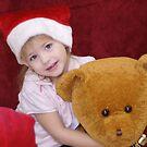 Christmas Bear 2 by Julie B