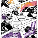 New Hawk & Croc page 13 by psychoandy