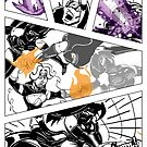 New Hawk & Croc Page 14 by psychoandy