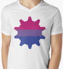 Homestuck - Time Aspect - Bi Pride T-Shirt