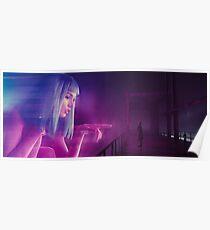 Blade Runner 2049 - Joi Poster