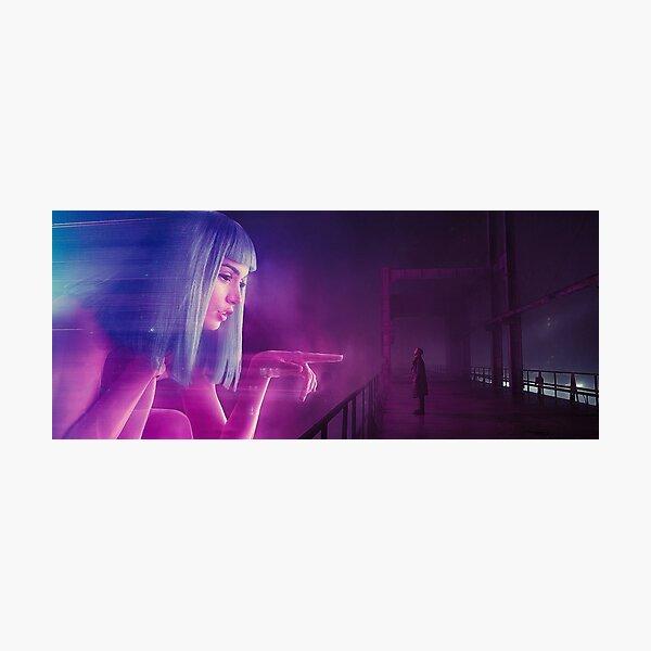 Blade Runner 2049 - Joi Photographic Print