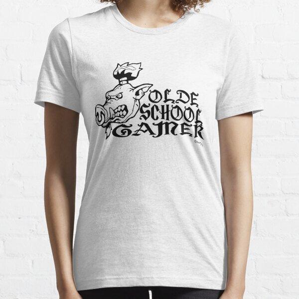 Old School Gamer Essential T-Shirt