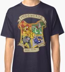 ERMAHGERD! HERGWERTS! Classic T-Shirt