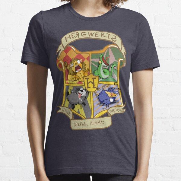 ERMAHGERD! HERGWERTS! Essential T-Shirt
