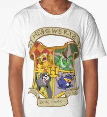 ERMAHGERD! HERGWERTS! Long T-Shirt
