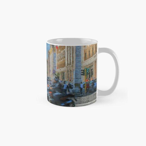 Rome intersection Classic Mug